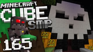 Minecraft Cube SMP S1 Episode 165: Haunted Hayride