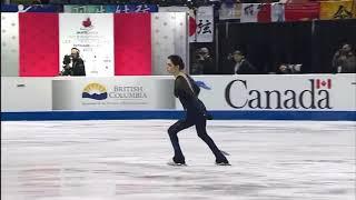 Евгения Медведева Гран при Канада 2019 Короткая программа фигурноекатание