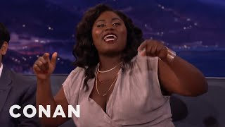 Danielle Brooks Does The Taystee Rap  - CONAN on TBS