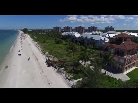 4K Barefoot Beach - Bonita Springs Florida 4K