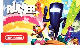 Runner3 Pre-Launch Trailer - Available Now! - Nintendo Switch