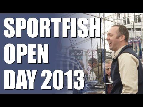 Fishing Show - Sportfish Open Day 2013