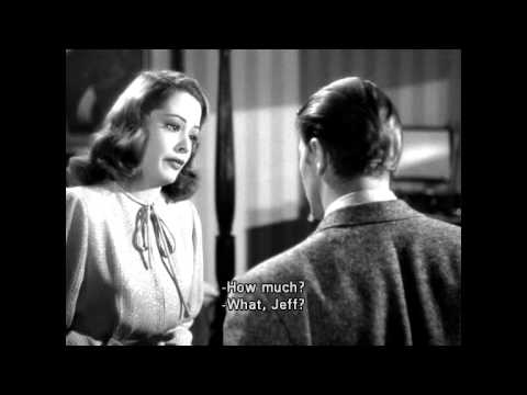 Out of the Past Robert Mitchum and Jane Greer