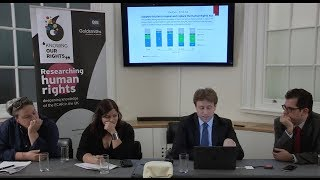 Goldsmiths Law seminar: European Convention on Human Rights Impact in the UK