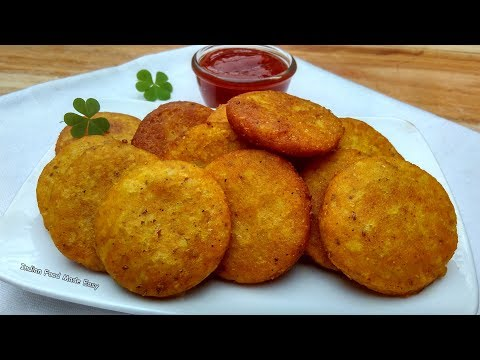 Crispy Aloo Snacks Recipe in Hindi by Indian Food Made Easy