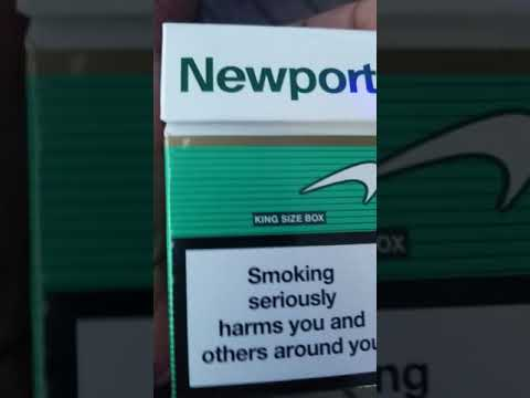 Fake ass NEWPORTS from the ISLANDS