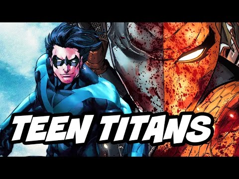 Teen Titans The Judas Contract Review and Comics Problems Explained streaming vf