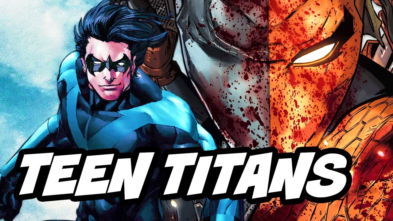 Teen Titans The Judas Contract Review And Comics Problems -4638