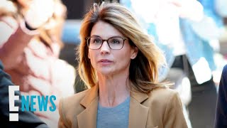 Lori Loughlin Sentenced To Prison In College Admissions Scandal   E! News