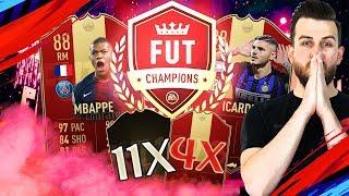 FIFA 19: TOP 100 FUT CHAMPIONS REWARDS & DIVISION 1 - Packluck ???