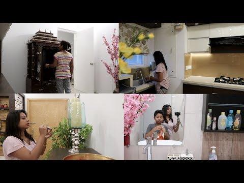 Indian Vlogger Soumali || Mere Ghar Aye Bhagwan ka Mandir