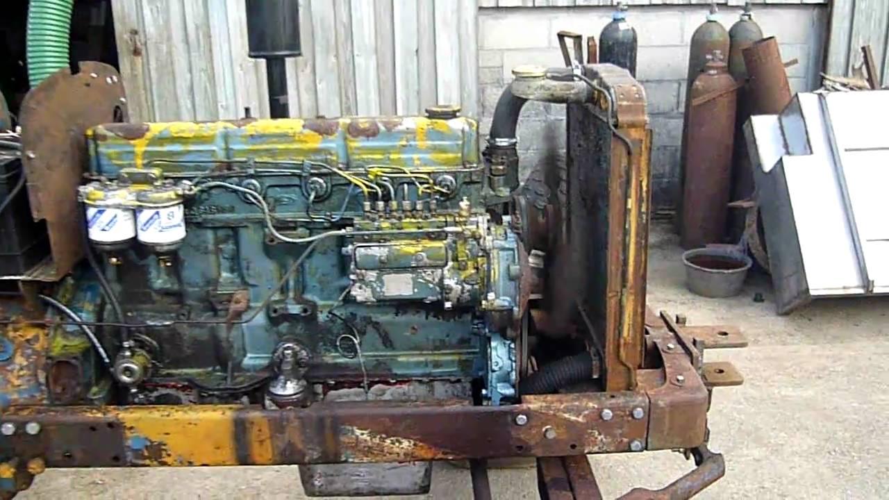6 cilinder motor te koop