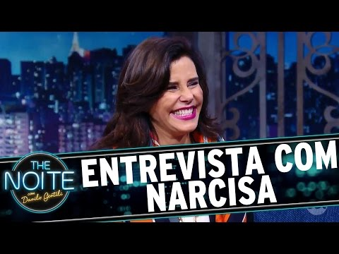 The Noite (02/11/16) - Entrevista com Narcisa Tamborindeguy