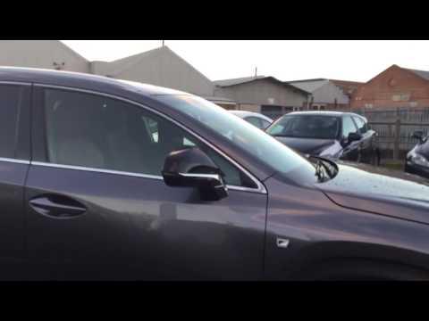 Lexus NX: Luxurious Mid-Size SUV