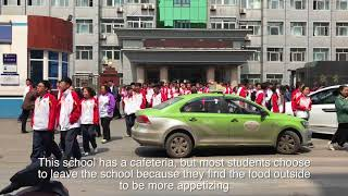 Chinese High School for a Day