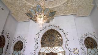 Sheikh Zayed Mosque entry foyer