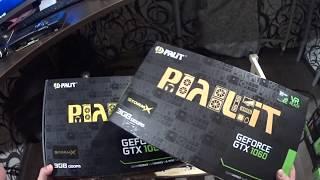 Про Palit GTX 1060 3gb StormX в майнинге на Zcash и Ethereum