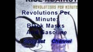 Rise Against:Black Masks And Gasoline Interactive