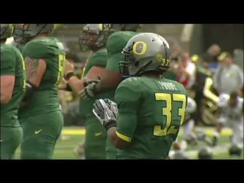 Oregon's Ayele Forde Earns Scholarship, Enjoys The Perks