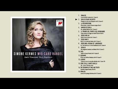 Simone Kermes - Mio Caro Händel // Album Preview