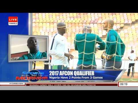 Media Officer Toyin Ibitoye Speaks On Super Eagles Preparation In Alexandria
