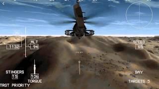 Comanche Gold Armored Fist 2 demo map