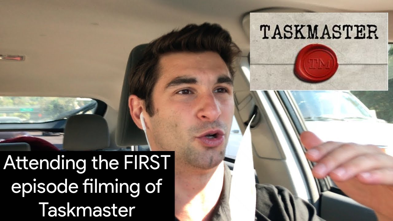 sc 1 st  YouTube & Attending the FIRST episode filming of Taskmaster - YouTube