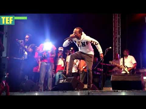 Tommy Lee Sparta Live @ Portmore Fest| Dec 2017 | Talk About Vybz Kartel And Diss Alkaline