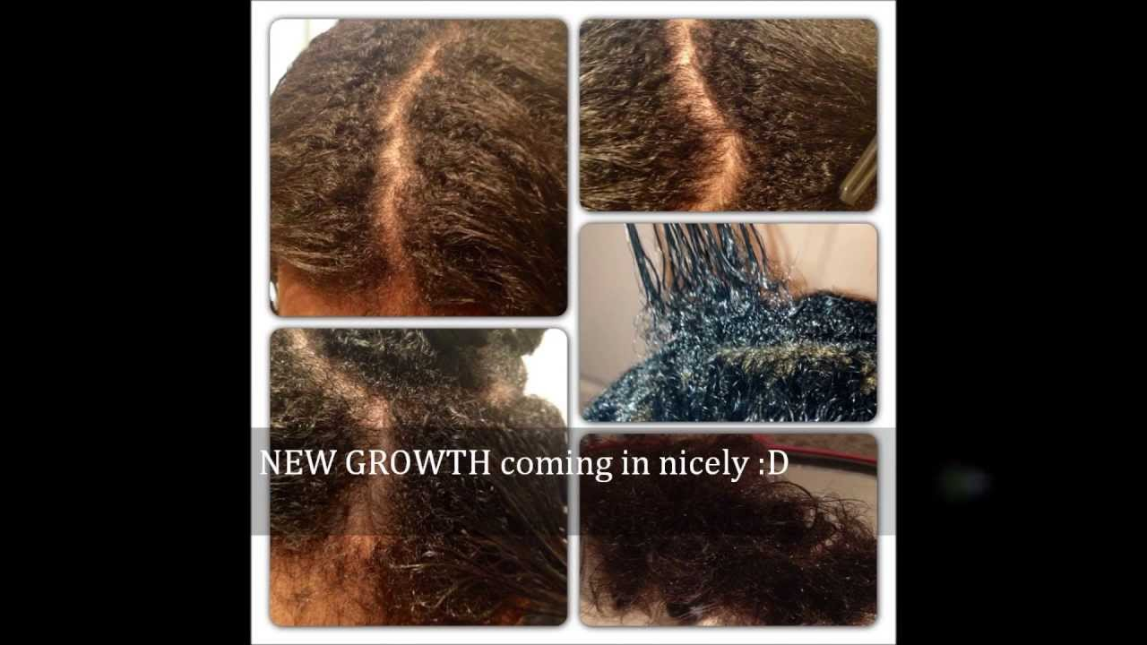 Texturizer On Natural Hair