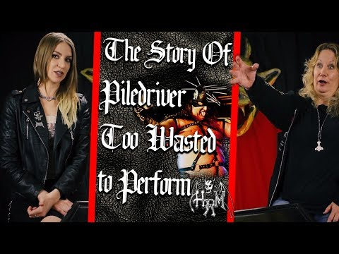 The Story Of Piledriver Too Wasted to Perform