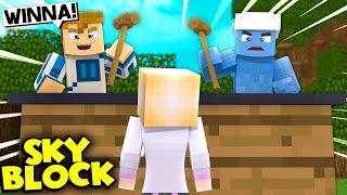 OSĄDZILIŚMY JULIĘ❗️| Minecraft Skyblock S2 #3