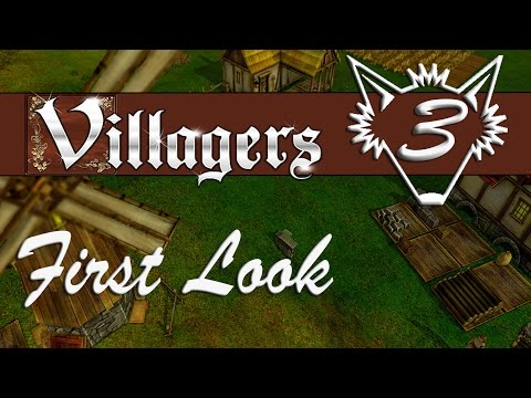 Villagers | Making a Life in the Swamp, Except for Darn Wolf Attacks! | Gameplay Let's Play | Part 3