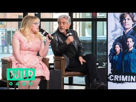 """Joe Mantegna & Kirsten Vangsness On """"Criminal Minds"""" & The 35th Anniversary of National Missing Chil"""