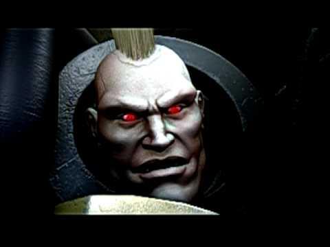 Tekken 6 Jack 6 Ending