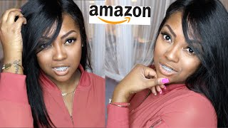 Amazon Prime lace front Wig| the best hair decision you'll make this year! ft. Lanyi Hair