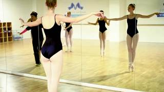 Pointe Masterclass with Prima Ballerina, Clair Thomas