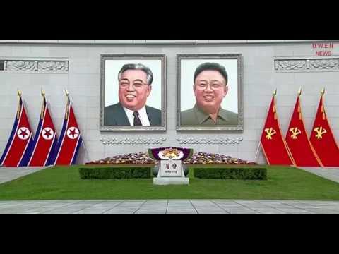North Korea Parade 2017 FULL