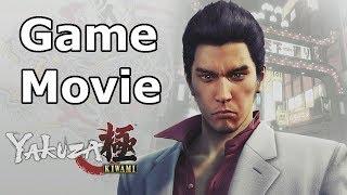 Yakuza Kiwami - All Cutscenes (Game Movie)