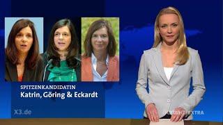 extra 3 Extra: Die Grünen im Wahljahr