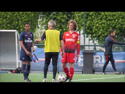 Match amical U15 PSG 4-5 DFCO