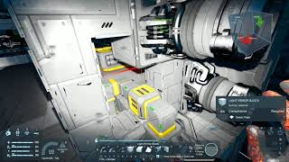 Space Engineers | Multiplayer | Ship Build Ep.06 - Just Hang(ar) Out A Bit