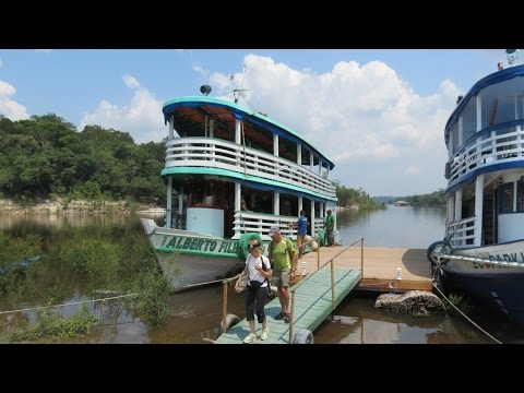 Brazil - Manaus (Life Along the Amazon River)