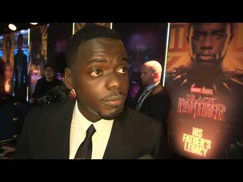 Black Panther European Premiere Cast & Crew Soundbites || SocialNews.XYZ