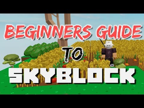 beginner's-guide-/-how-to-play-skyblock!-|-roblox