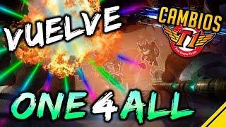 VUELVE ONE FOR ALL y cambios en SKT | Noticias League Of Legends LoL esports