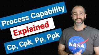 PROCESS CAPABILITY: Explaining Cp, Cpk, Pp, Ppk And HOW TO INTERPRET THOSE RESULTS