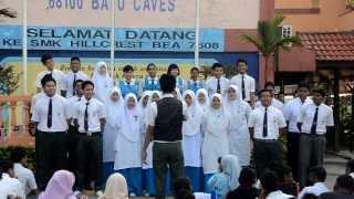Bicara Berirama (Bulan Kemerdekaan 2013)