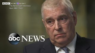 Prince Andrew breaks his silence about his relationship with Jeffrey Epstein | ABC News