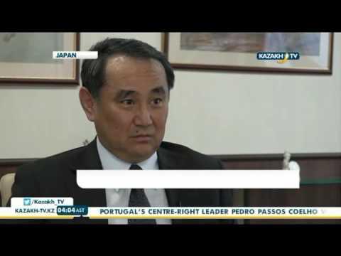 Astana to host kazakh japanese business forum on October 27   Kazakh TV