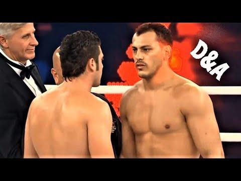 TATNEFT CUP | Nadir Gadzhiev VS Ali Cenik | Бои по правилам TNA